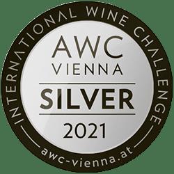 Medalla de plata AWC Vienna 2021