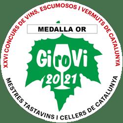 Medalla de oro Girovi 2021