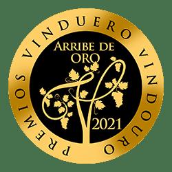 Medalla de oro Vinduero 2021