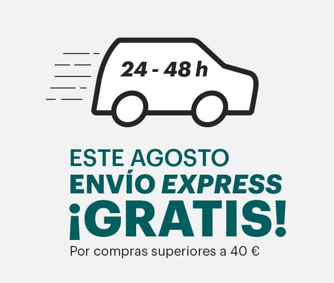 Envío express gratis