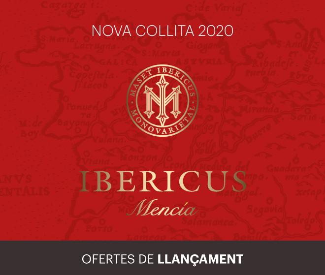 Ibericus Mencia de Cellers Maset