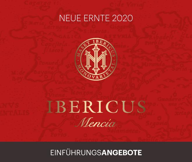 Ibericus Mencia von Bodegas Maset