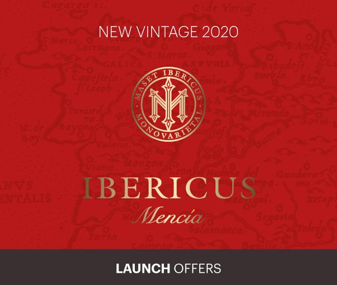 Ibericus Mencia from Bodegas Maset