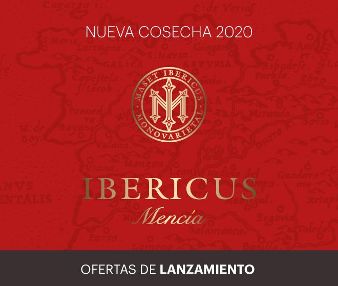 Ibericus Mencia de Bodegas Maset
