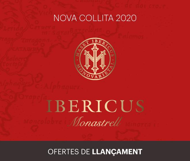 Ibericus Monastrell de Cellers Maset