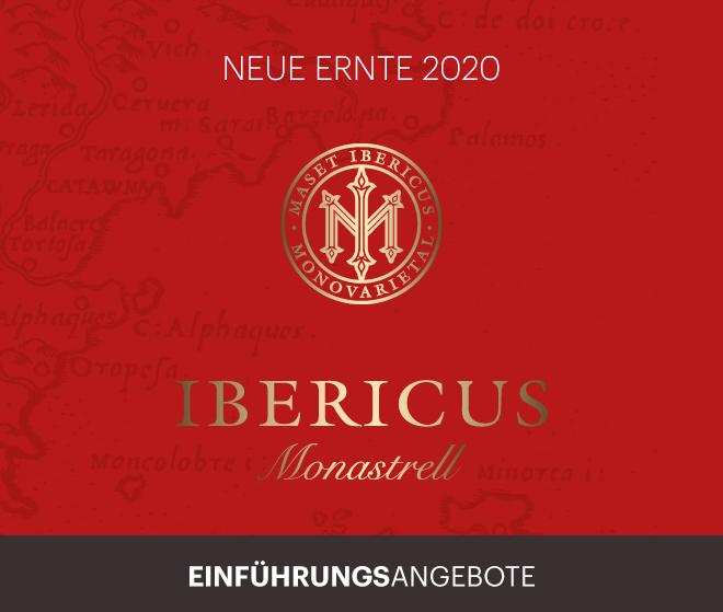 Ibericus Monastrell von Bodegas Maset