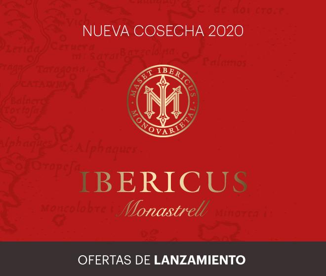 Ibericus Monastrell de Bodegas Maset
