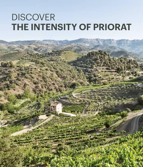 Priorat range from Bodegas Maset