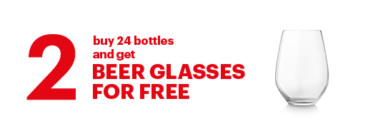 Beer Glasses Offers