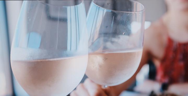 La vinificación del vino rosado