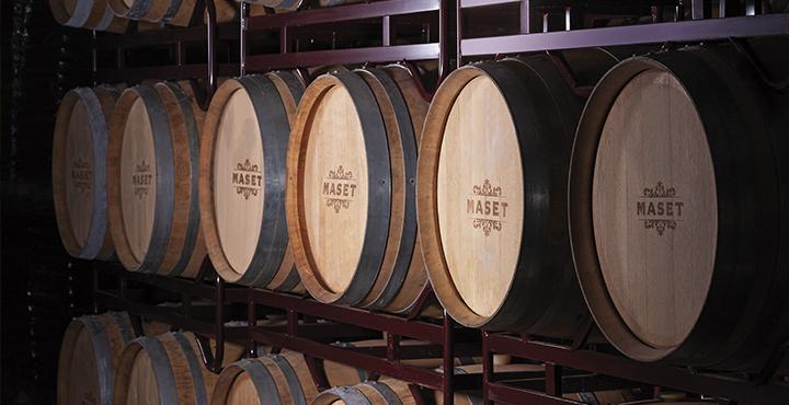 L'envelliment dels vins a la Rioja