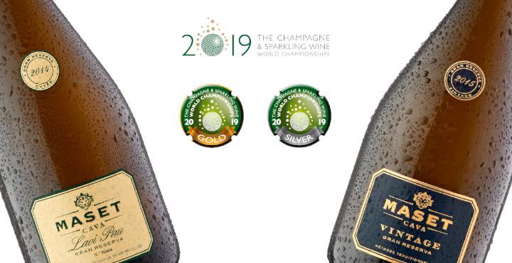 L'avi Pau y Vintage premiados en el certamen CSWWC