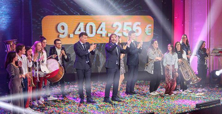 Cellers Maset dona 3.000 € a La Marató de TV3