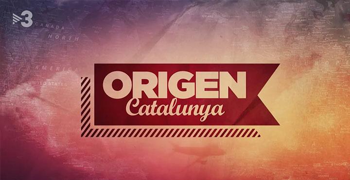 Maset en el programa Origen Catalunya de TV3