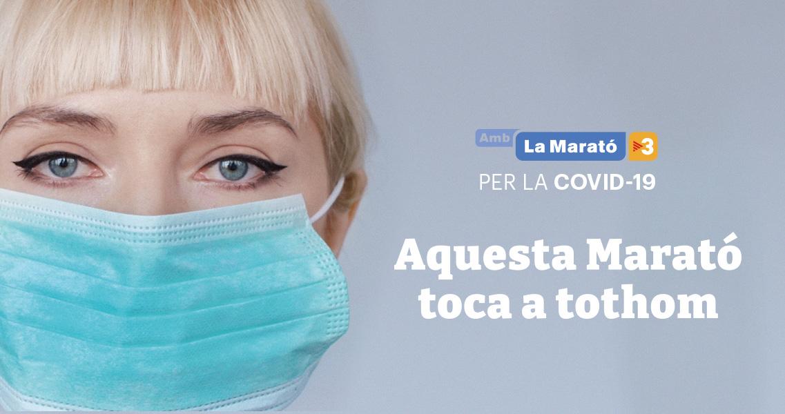 Cellers Maset col·labora amb La Marató de TV3 202