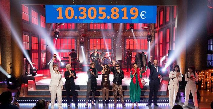 Maset dona 3.000 € a La Marató de Tv3 2020