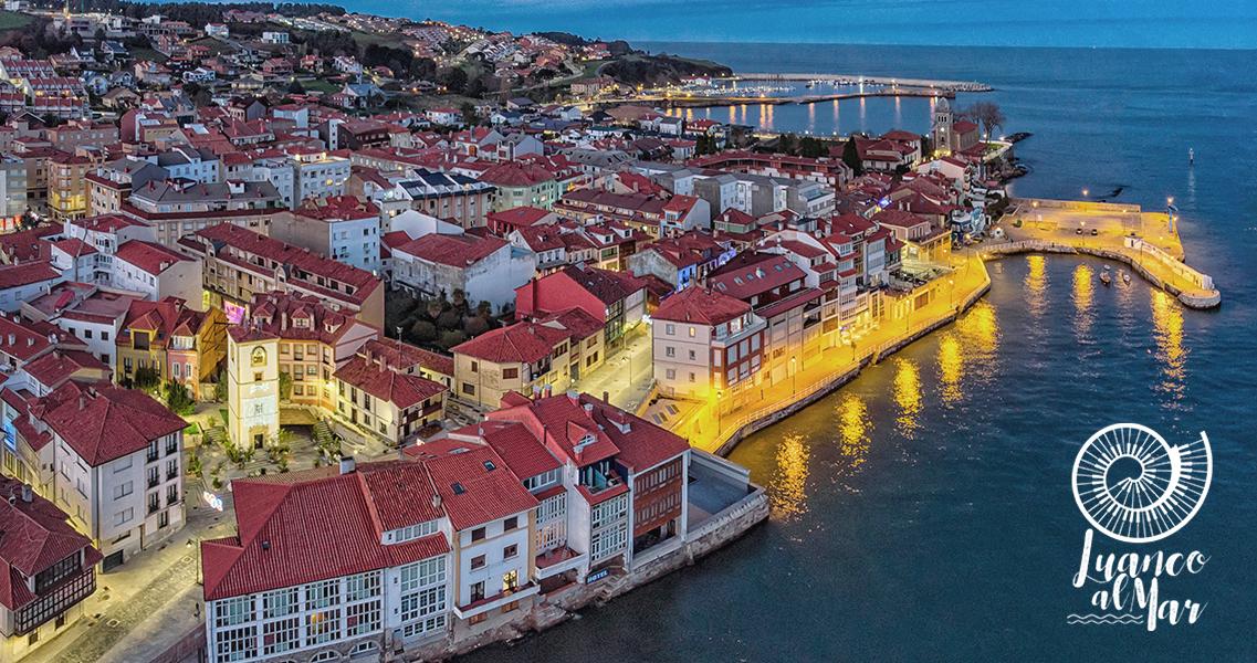 La vila marinera de Luanco