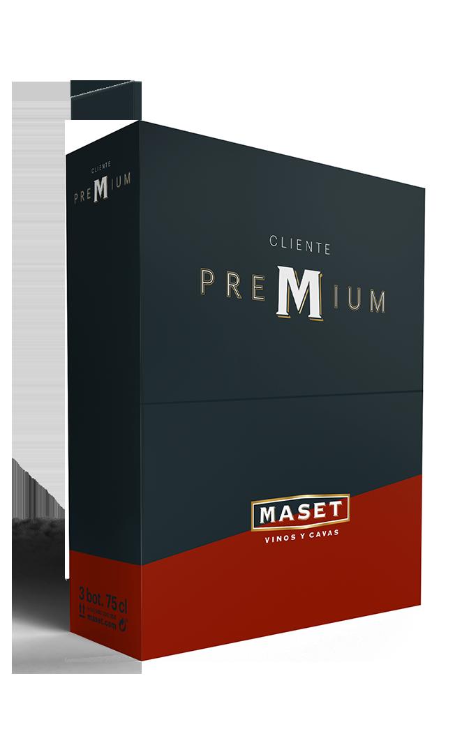 Caja regalo Cliente Premium