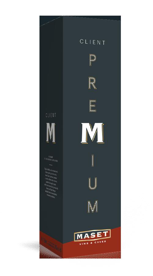 Caixa sorpresa Client Premium