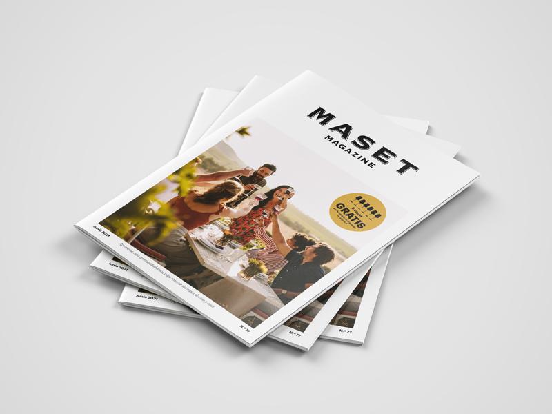 Maset Magazine Sommerausgabe