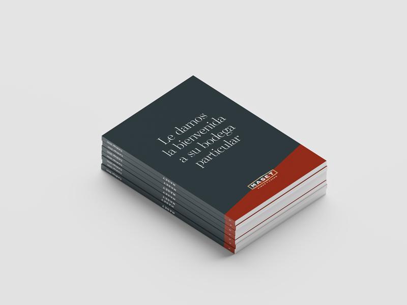 Catálogo Maset