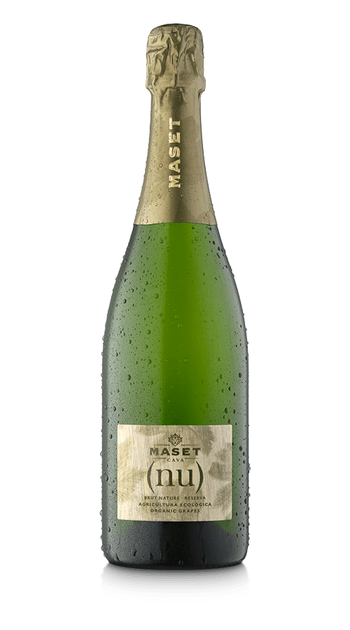 View Brut Nature Reserva from Maset Winery