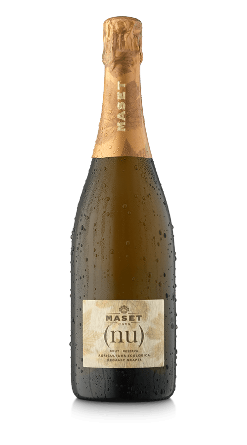 Brut Reserva Nu from Maset winery