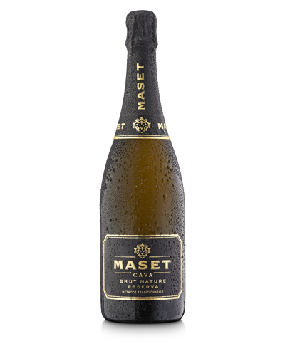 Brut Nature Reserva from Maset Winery
