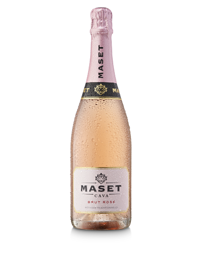 Brut Rosé de Bodegas Maset