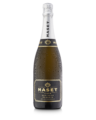 Semiseco Reserva from Maset Winery