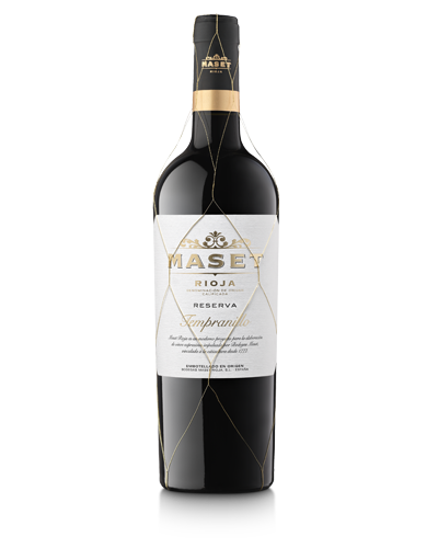 Reserva (Rioja) de Bodegas Maset