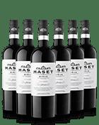 6 bottles Crianza (Rioja) de Bodegas Maset
